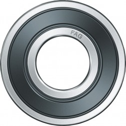 FAG Bearings-6011-2RSR-C3 DEEP GROOVE BALL BEARING