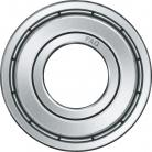 FAG Bearings-6010-2Z-C3 DEEP GROOVE BALL BEARING-Shielded