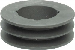 TBSPA118/2 2-V-GROOVE PULLEY FOR TAPER BUSHES