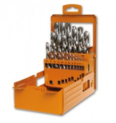 Beta HSS Drills Set of 25