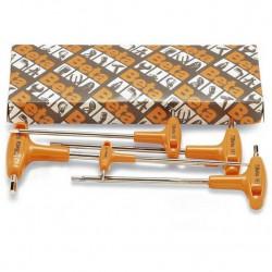 Beta Offset Hexagon Key Wrenches 5 Pce