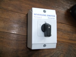 Motor Reversing Switch