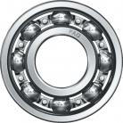 FAG Bearings-6206-C3 DEEP GROOVE BALL BEARING-OPEN