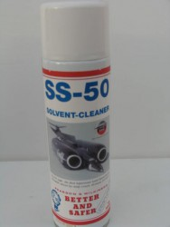 SS-50 /  SOLVENT CLEANER  for electrical, electronic and mechanical equipment.