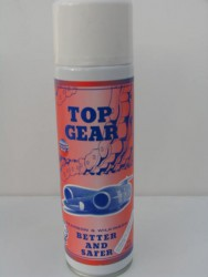 Top Gear  /  Total protection and lubrication for open gears, wire ropes, chains and cables.