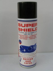 Super Shield  /  Amazing Stuff-a great friend in a tight situation-penetrates and frees seized parts, whilst giving residual lubrication and corrosion prevention .