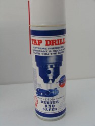 Tap Drill  /  The Ultimate Metal Working Lubricant