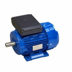 1 Phase Electric Motor 1.5kw 4pole Permanant Cap