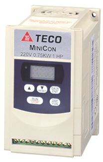 Teco Minicon 1PH Microdrive