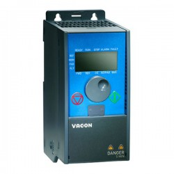 Vacon 10 5.5kw 3 Phase Input - 3 Phase Output AC Inverter Drive