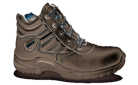 Full Grain Leather Ankle Boot-Waterproof
