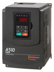 TECO A510 3ph 37kw/45kw (Non Filtered)