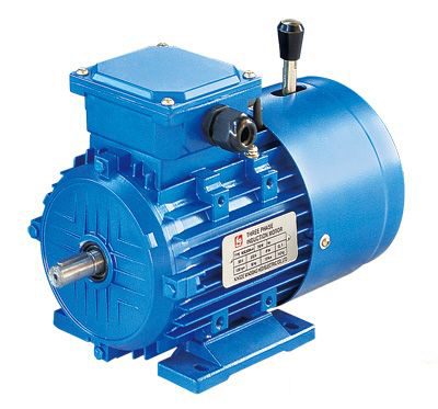 Motors Direct 2 2kw 4 Pole 3 Phase Induction Brake Motor C